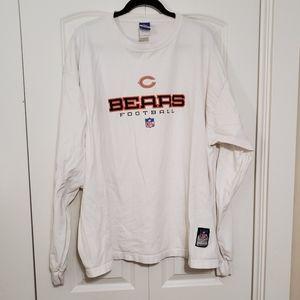 Vintage Chicago Bears Long Sleeve Tee